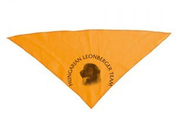 Leonbergi Fajtamentéses kutya kendő