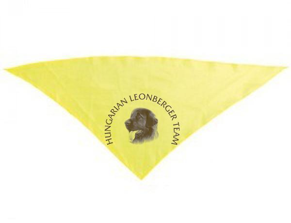 Leonbergi Fajtamentéses kendő