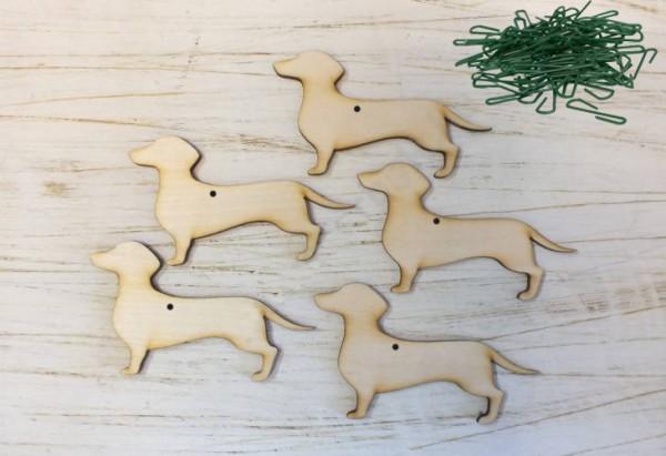 Tacskós fa karácsonyfadísz szett