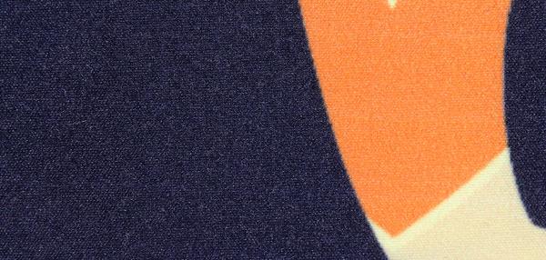 Tacskó mintás fekete ágynemű szett