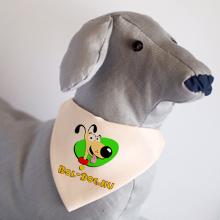 egyedi kutyakendő