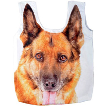 Németjuhász fotós bevásárló táska