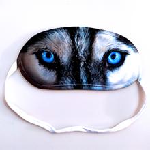 Husky fényképes alvómaszk / szemmaszk
