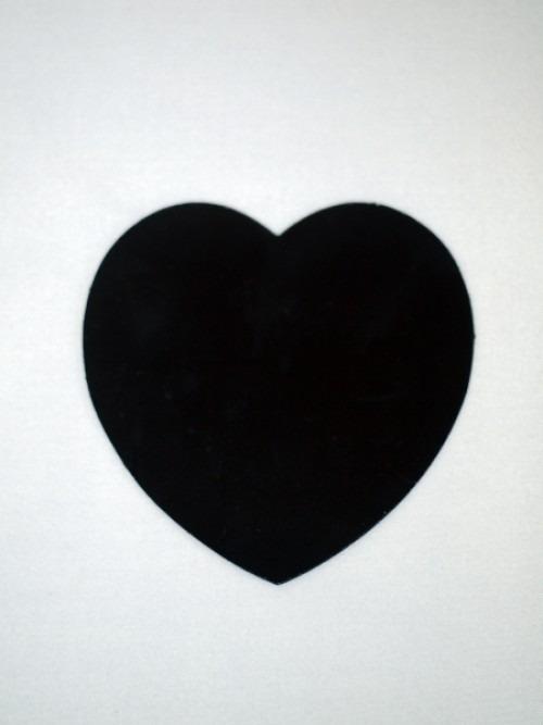 szív hűtőmágnes
