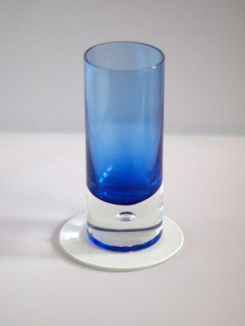Üveg poháralátét egyedi grafikával