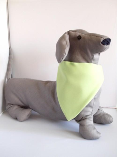 almazöld kutya kendő
