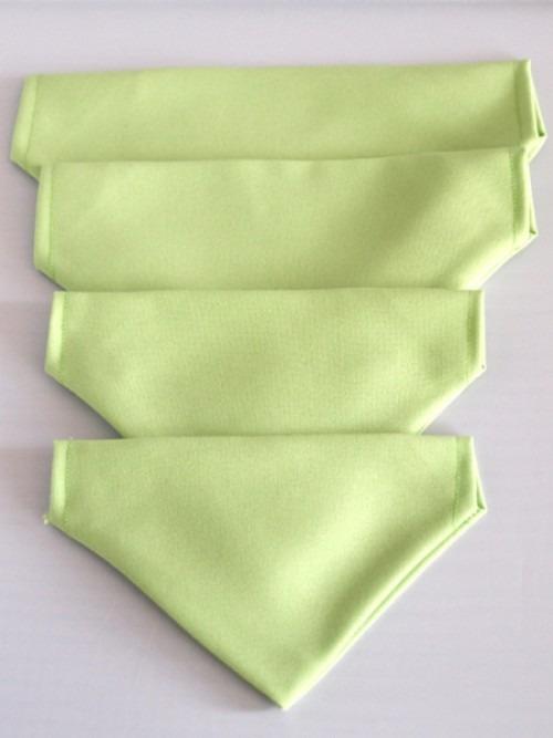 Zöld kendő méretek
