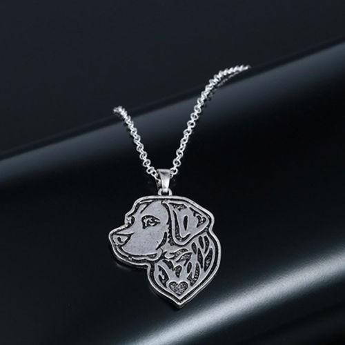 Labrador portrés nyaklánc