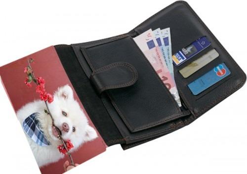 Egyedi fényképes nagyméretű pénztárca