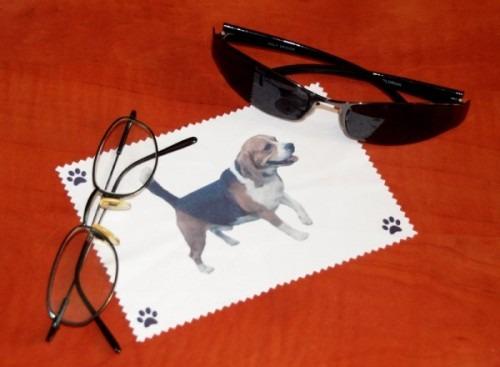 Egyedi fényképes szemüvegtörlő kendő