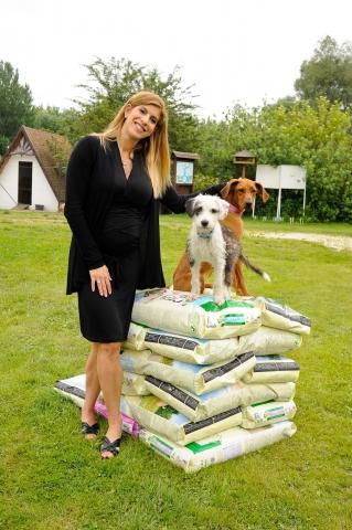 """Béres Alexandra kutyaterápiával """"gyógyult"""""""