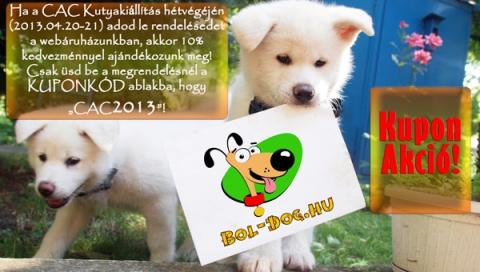 Bol-Dog kuponakció