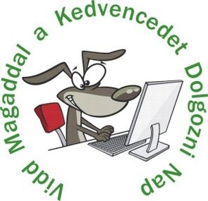 Vidd Magaddal a Kedvencedet Dolgozni Nap – 2014. augusztus 15.http://zoldzebra.wordpress.com/2014/06/13/vidd-magaddal-a-kedvencedet-dolgozni-nap-2014-augusztus-15-pentek/