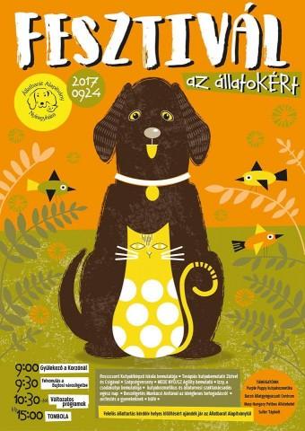 fesztivál az állatokért bol-dog
