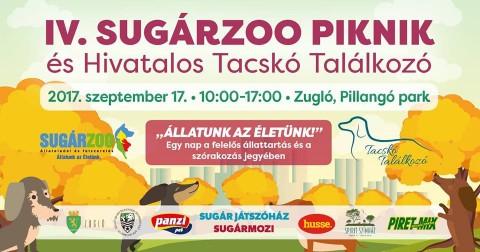 IV. SugárZoo Piknik és Hivatalos Tacskó Találkozó