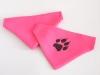 kutya kendő pink