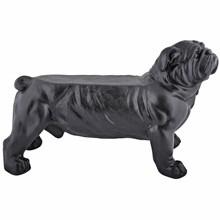 Bulldog alakú pad