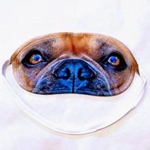 Francia bulldog fényképes alvómaszk / szemmaszk