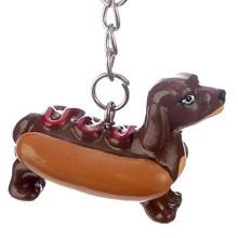 Tacskós kulcstartó - Hot-Dog