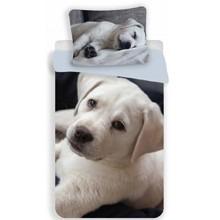 Labrador kutya mintás ágynemű szett
