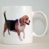 Bögre beagle képpel