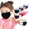 Színes gyerek szájmaszk szűrőtartóval